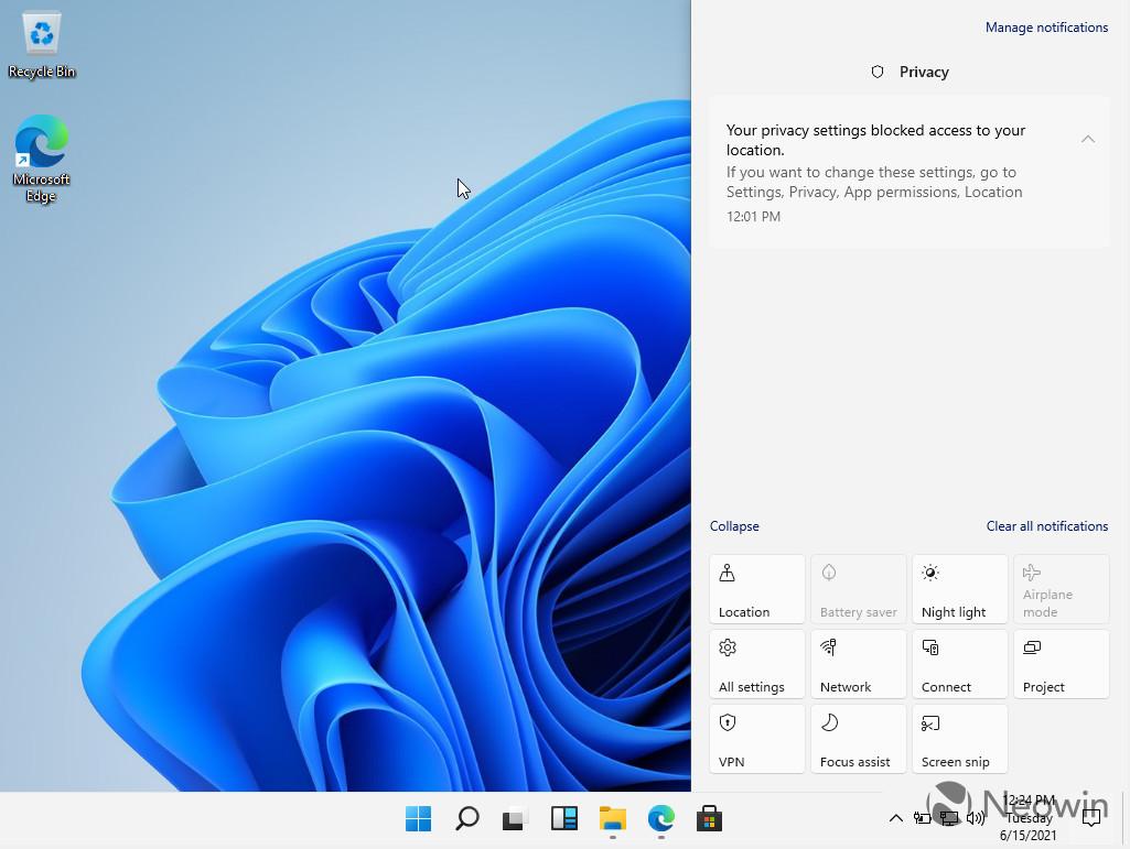 Windows 11最新截图画廊的照片 - 31