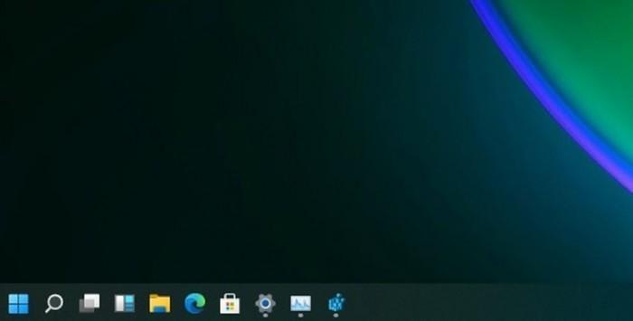 如何切换Windows 11任务栏的三种尺寸