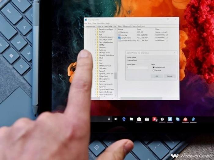 Windows 11隐藏特性:可点击屏幕来唤醒设备的照片 - 1