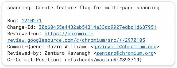 Chrome强化数字化办公:新增多页扫描和OCR识别搜索功能