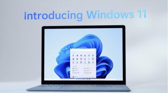 Windows 11操作系统微软正式宣布推出的照片 - 2
