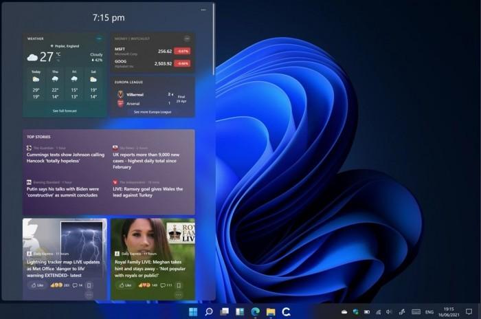 Windows 11 正式推出的照片 - 3