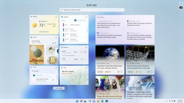 Windows 11 正式推出的照片 - 17