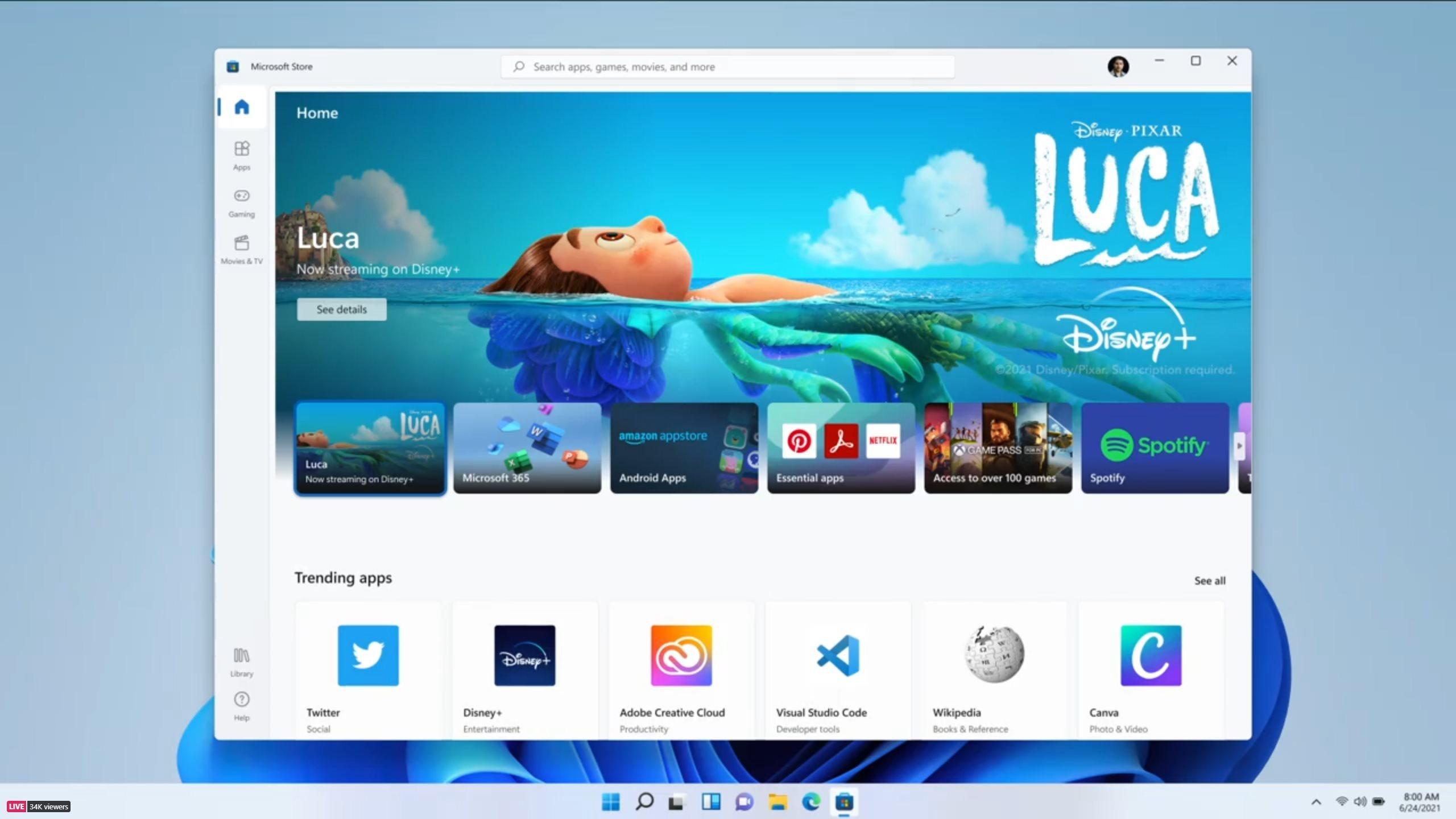 Windows 11 正式推出的照片 - 20