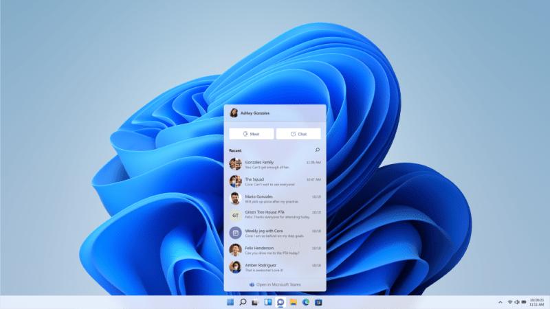 Windows 11正在将Skype从用户视野中移出的照片 - 1