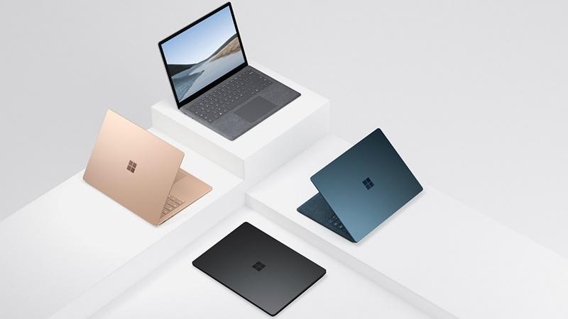 微软分享Surface设备支持列表:仅约半数可升级到Win11