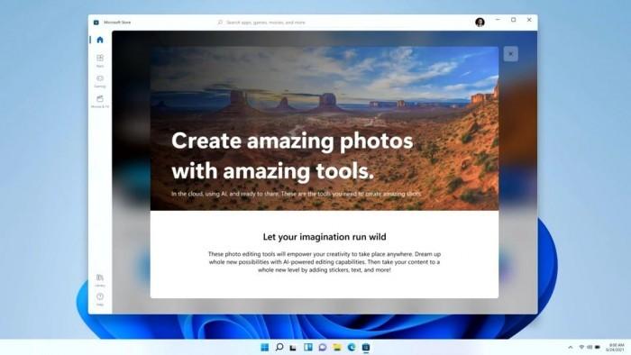全新Microsoft Store初体验:内容更丰富 界面更简洁
