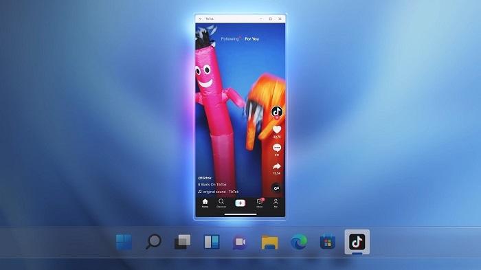 微软允许用户在Windows 11上侧载Android APK安装包的照片 - 1