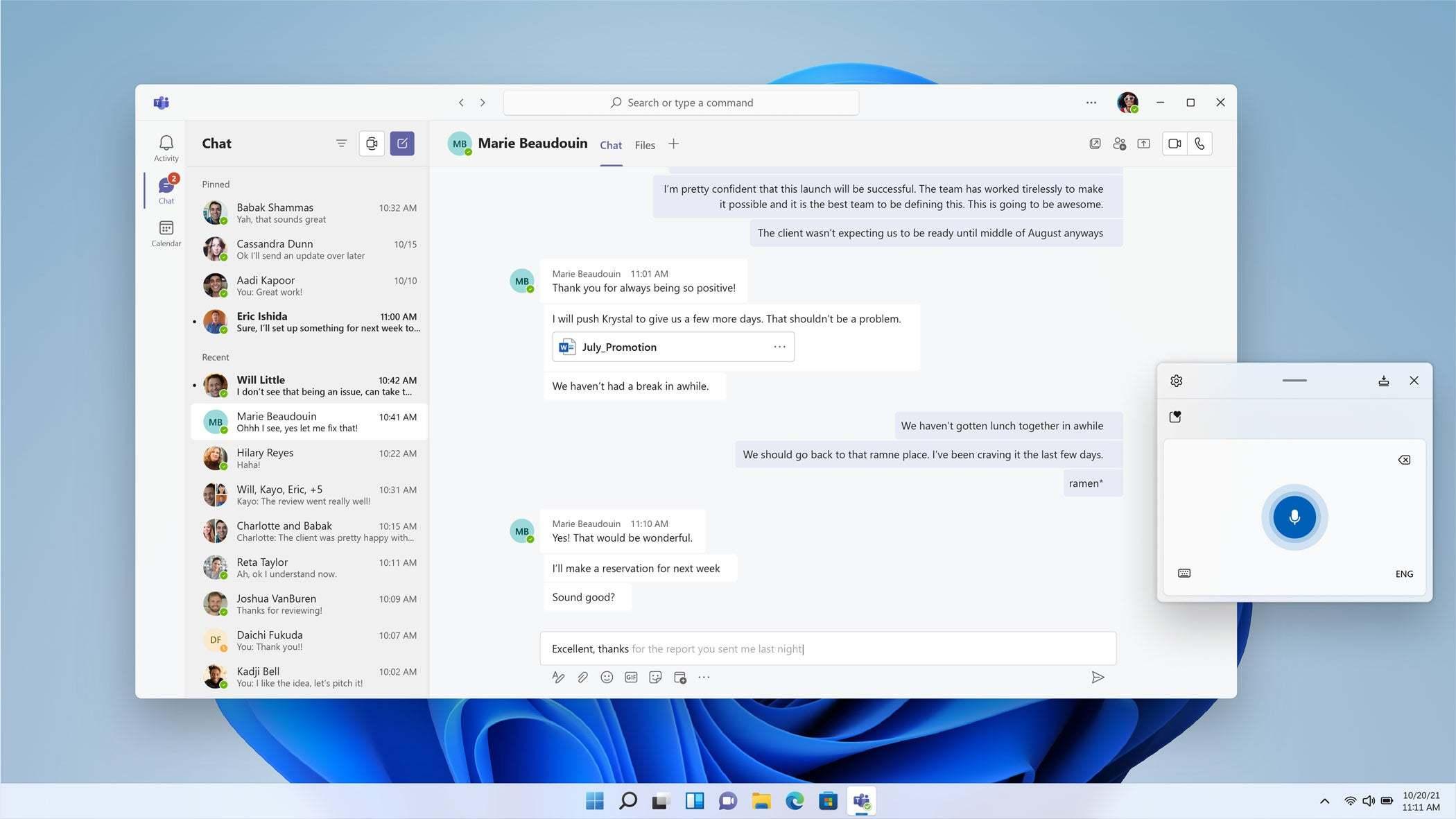 微软可能无意中确认了Windows 11的发布日期