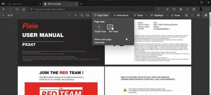 微软紧急发布带外更新:修复Win10中无法打开PDF文档问题