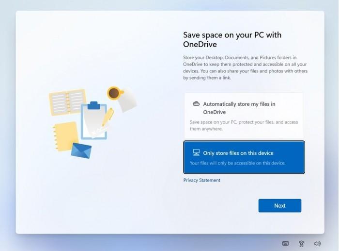 Win11家庭版OOBE已无法强制使用本地账户 必须登录微软账户的照片 - 3