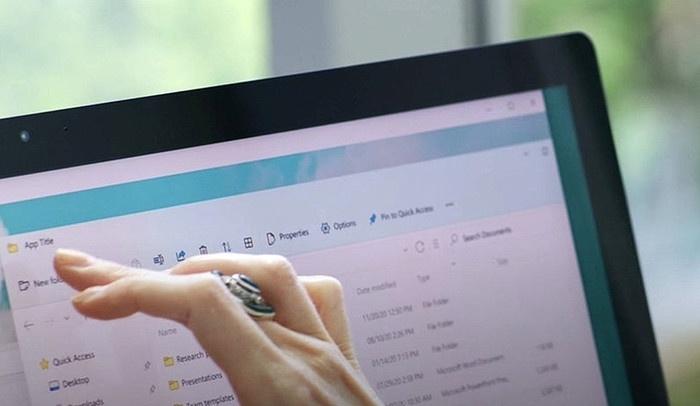 终于来了!Windows 11全新现代文件资源管理器一览的照片 - 5