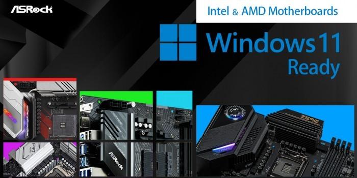 华擎公布Win11兼容芯片组主板清单与UEFI BIOS设置方法