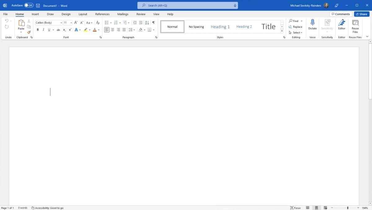部分Office Insider用户收到新版Office:启用全新用户界面的照片 - 3