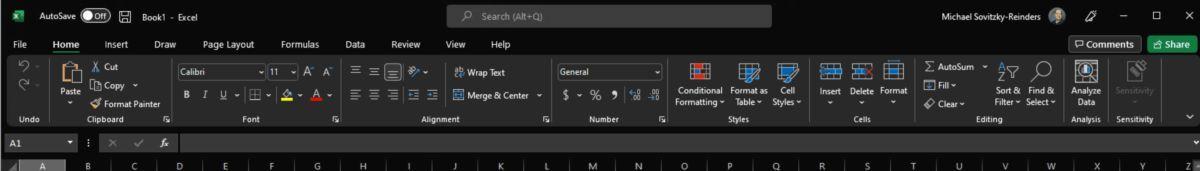 部分Office Insider用户收到新版Office:启用全新用户界面的照片 - 4