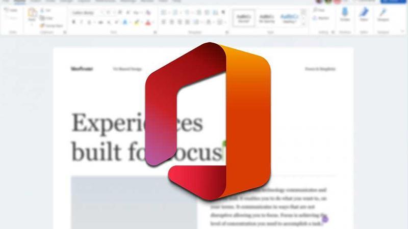 部分Office Insider用户收到新版Office:启用全新用户界面的照片 - 1