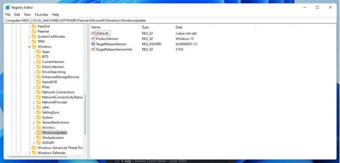 如何阻止设备执行Win11更新的照片 - 5