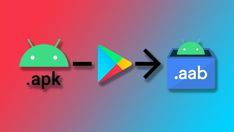 8月取代apk 官方揭秘Android aab格式有何优势的照片 - 1