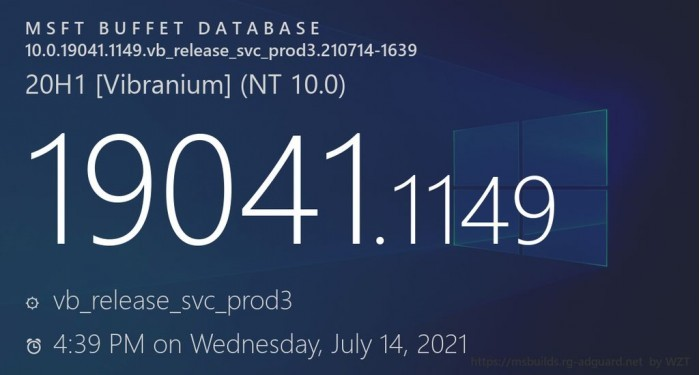 Win10 21H1获累积更新 物联网企业版可删除Windows等术语