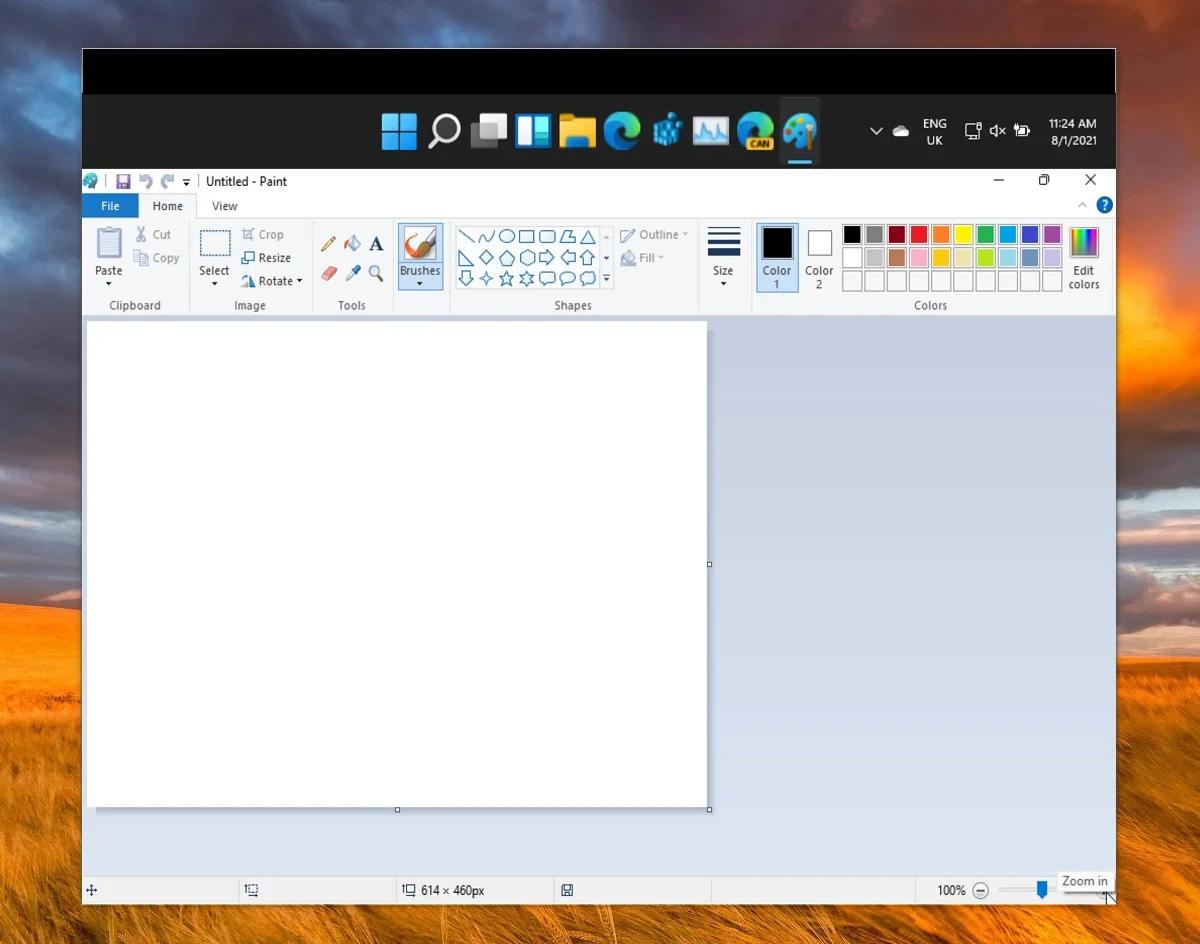 设计师修正图像以预测Win11的画图程序界面的照片 - 3