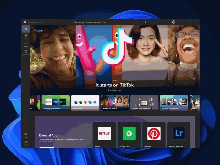 Win11 Build 22000.120发布:新增Family小部件 修复诸多BUG的照片 - 4
