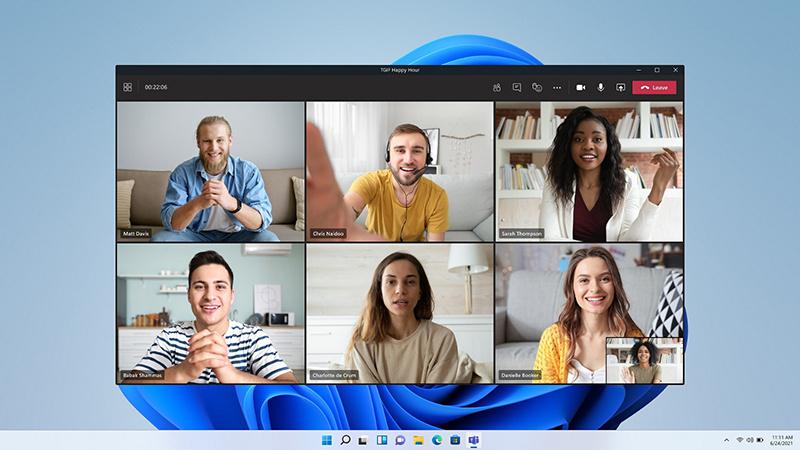 Dev和Beta通道迎来Windows 11 Build 22000.132版的照片