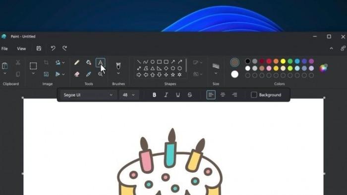 Windows 11将迎来全新设计的Paint应用程序的照片 - 2