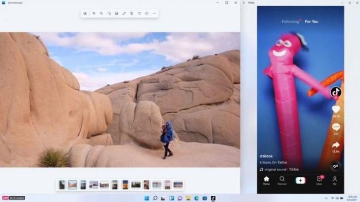 Windows 11将迎来全新设计的Paint应用程序的照片 - 3