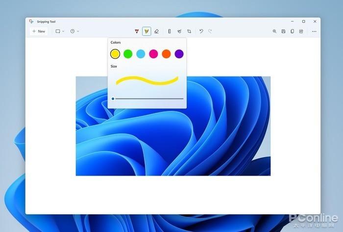 Windows 11预览版更新 带你围观全新内置功能
