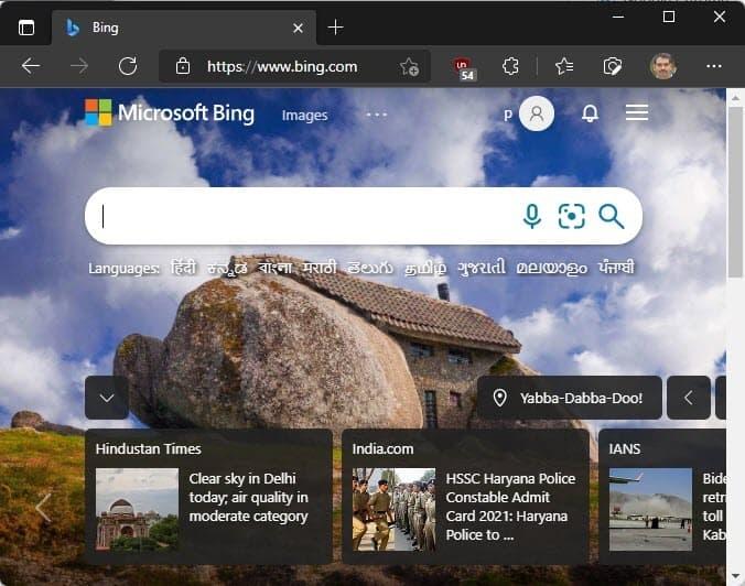 Win11为Edge和Chrome带来现代化的Overlay滚动条的照片 - 3