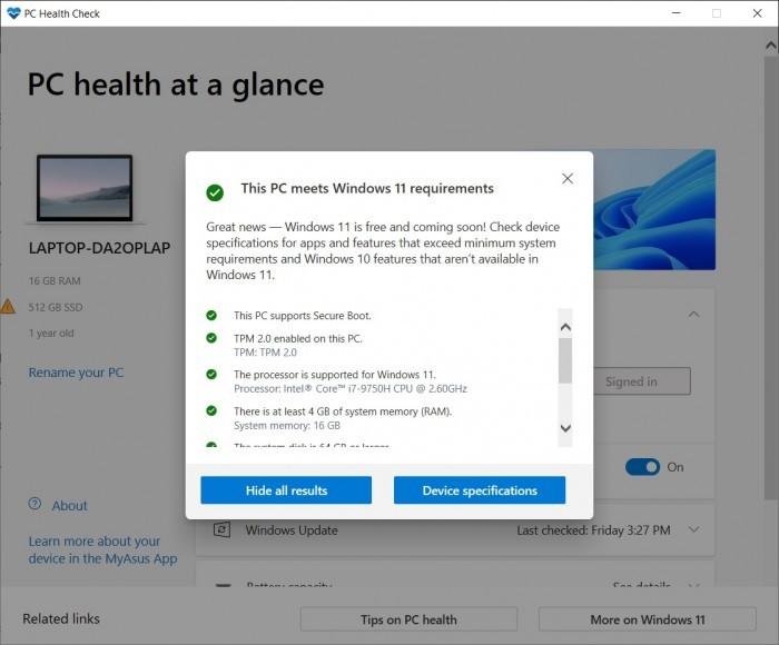微软更新Win11最低系统需求 增加对部分旧处理器的支持的照片 - 3