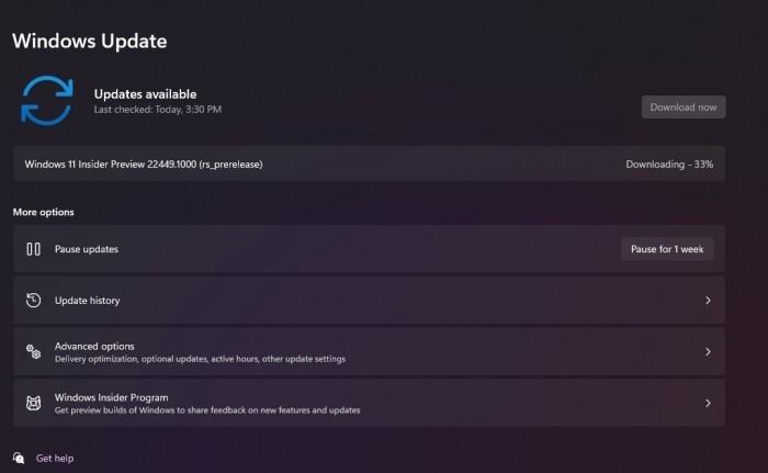 Win11 Build 22449测试版更新 带来新的加载动画等改进的照片 - 5