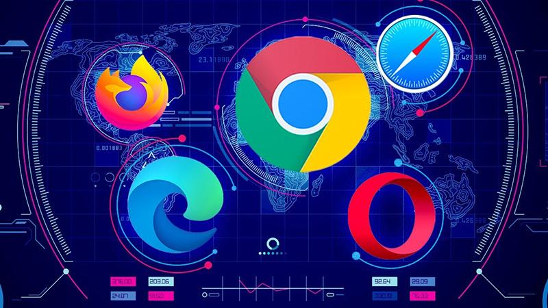 Microsoft Edge和Firefox正争夺浏览器市场第三名的照片 - 1