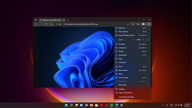 Microsoft Edge 93迎来实验性功能 以及迎合Win11的视觉刷新的照片 - 1