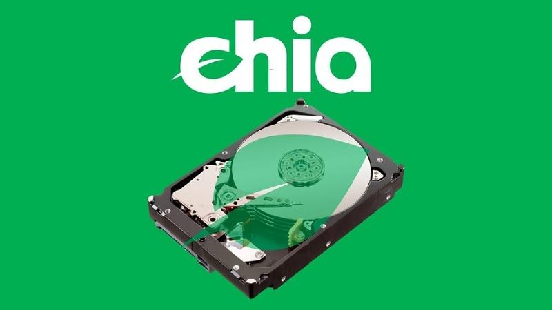 Chia币崩了 小心矿渣SSD/HDD硬盘:寿命不过百天的照片