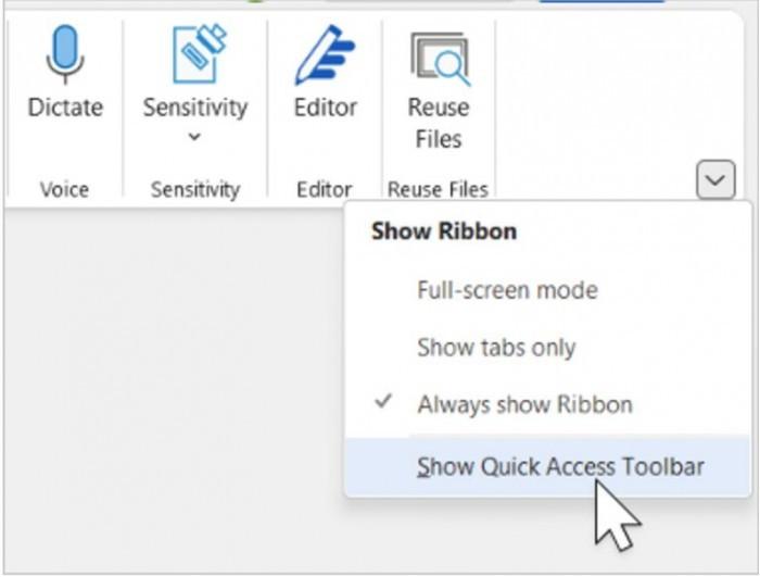 微软邀请所有Current频道用户测试Office新视觉调整的照片 - 2