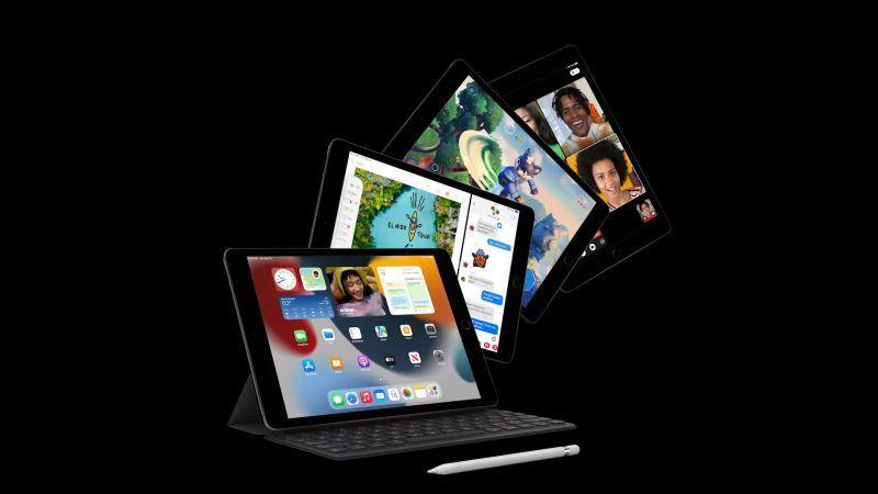 苹果发布New iPad平板:升级A13处理器、1200万摄像头 329美元起的照片 - 1