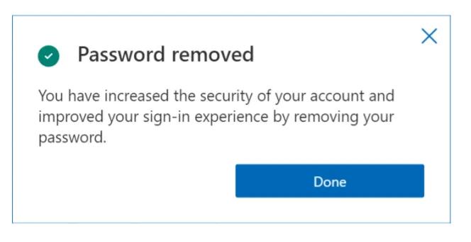 微软账户现在可以实现完全无密码化的照片 - 3
