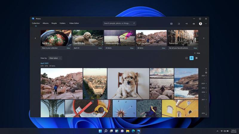 适用于Win11的Photos应用迎来全面升级:视觉优化 功能增强