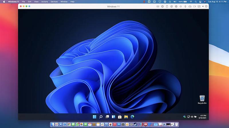 Parallels Desktop 17.1更新 完整支持macOS Monterey和Win11
