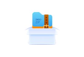 360zip压缩国际版 v1.0.0.1021