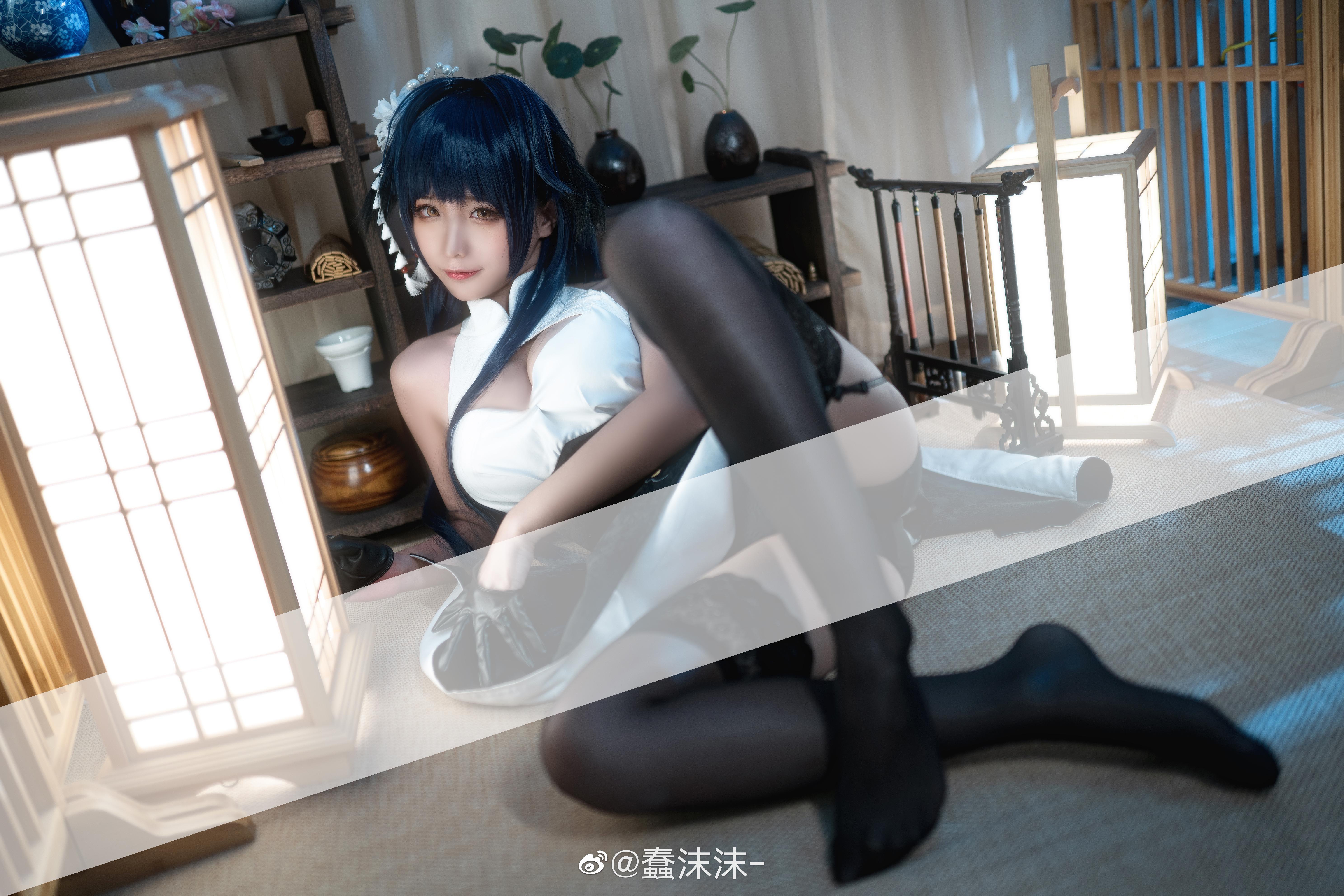 碧蓝航线吾妻Cosplay(9P)