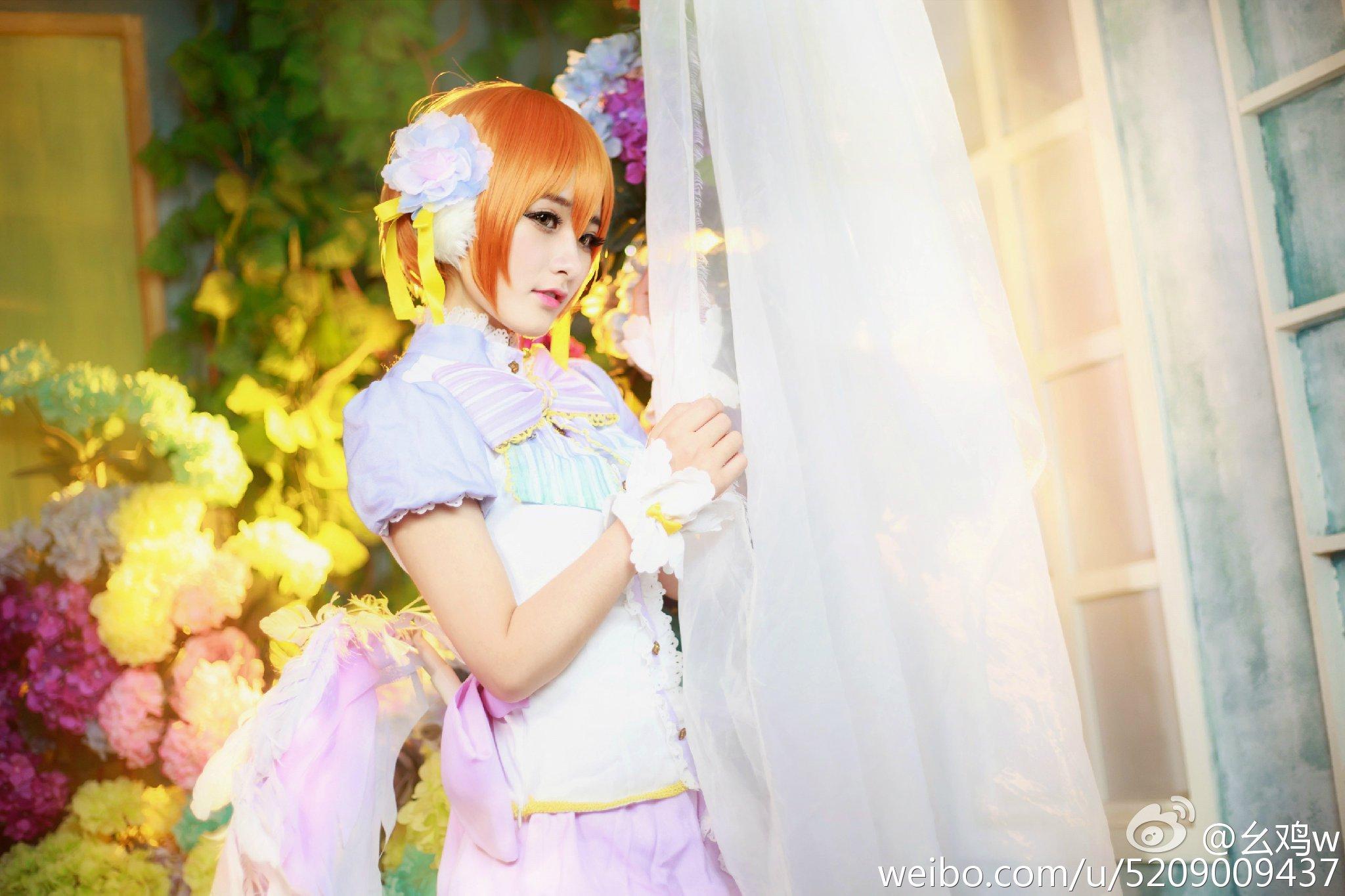 幺鸡w Rin: Phx:不打光会死星人 凛_美女福利图片