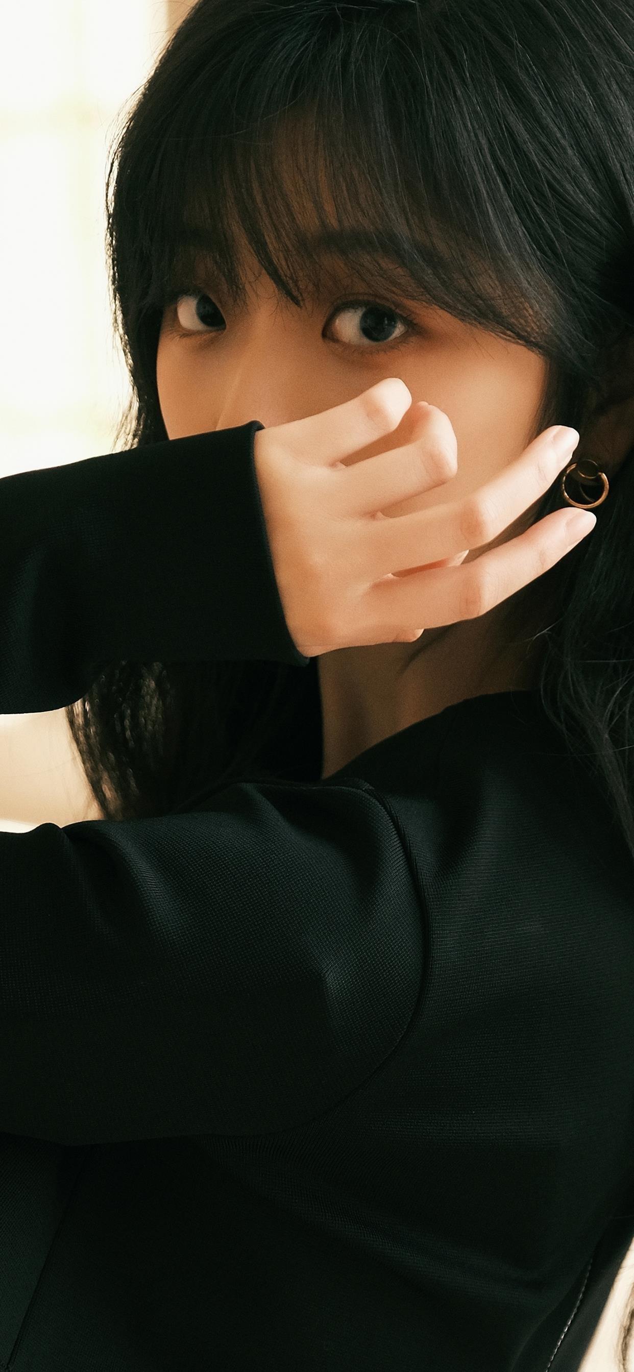 孙千时尚明星手机壁纸 太美了吧!