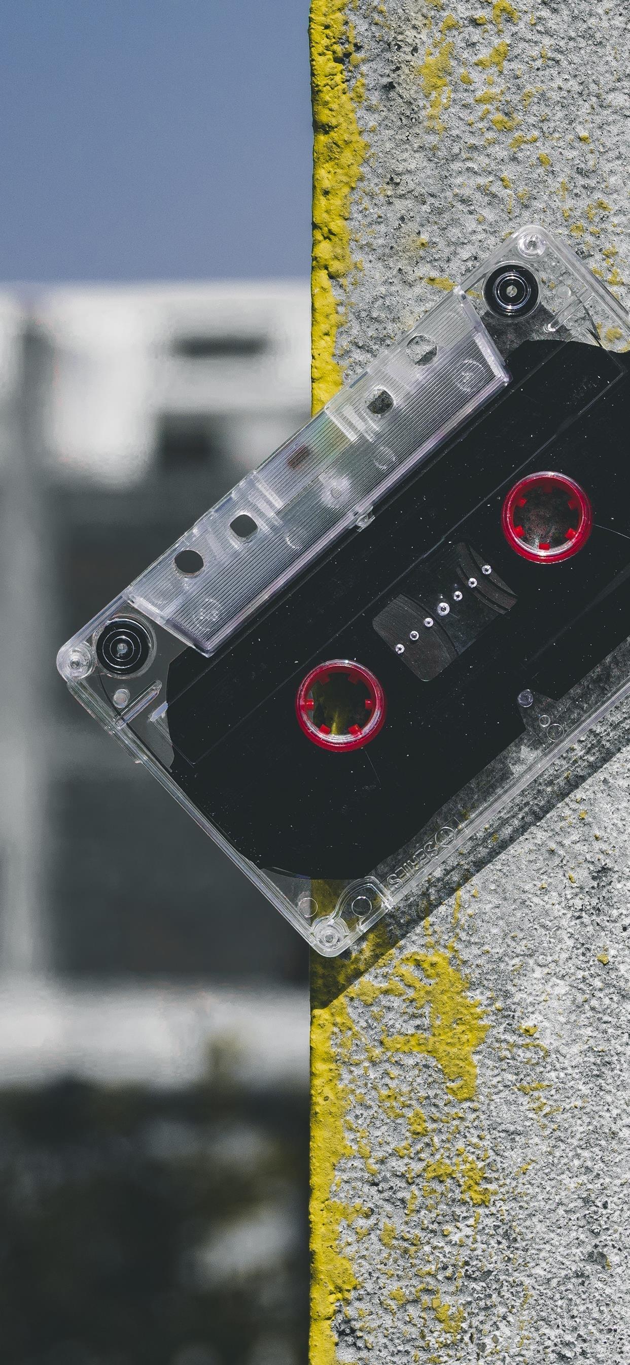 磁带文艺摄影图片手机壁纸