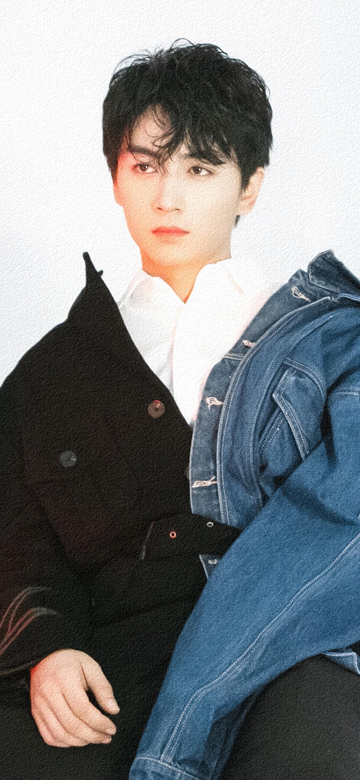 陈晓时尚写真高清手机壁纸