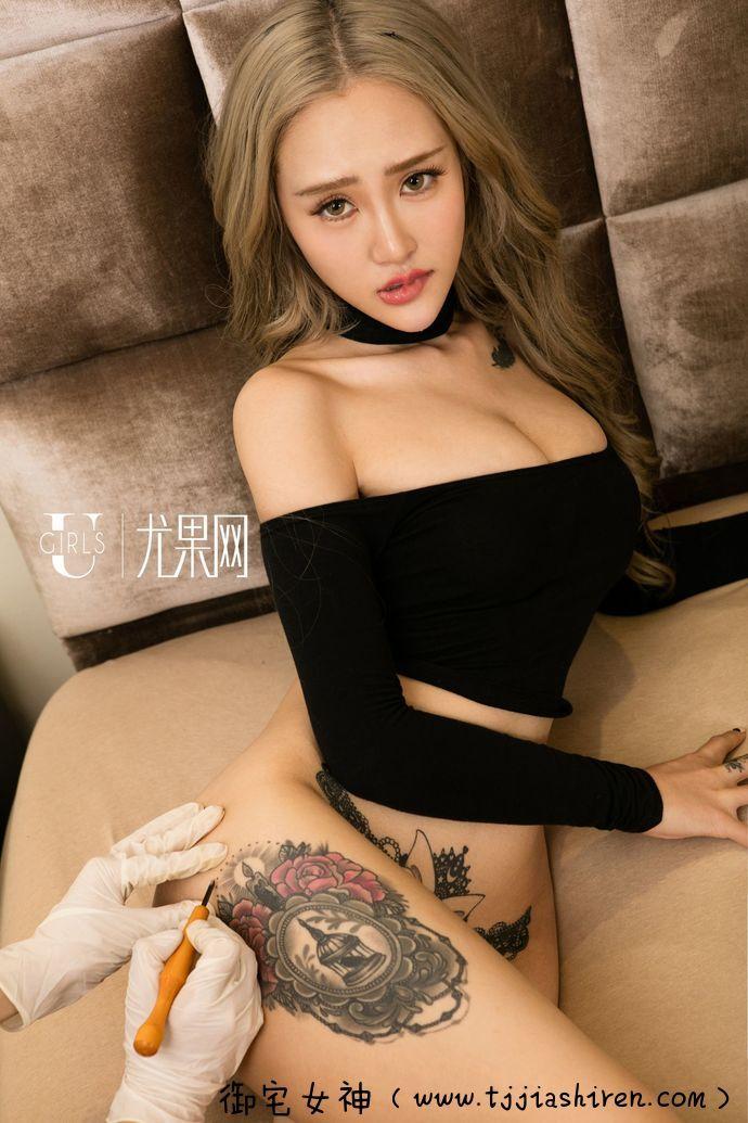 性感爆乳F奶女神欣杨Kitty(樱景瞳 , Xin Yang)36D演绎巨乳诱惑 性感清纯小女人