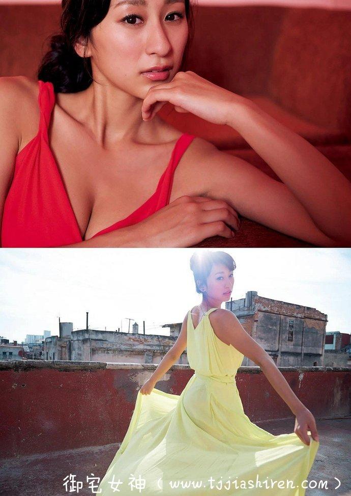 日本花滑女神浅田舞(浅田真央)拥有劲爆E罩杯傲人身材,因胸部发育太猛烈无奈退役,转型成为性感写真偶像为《花花公子周刊》拍摄大尺度比基尼写真!
