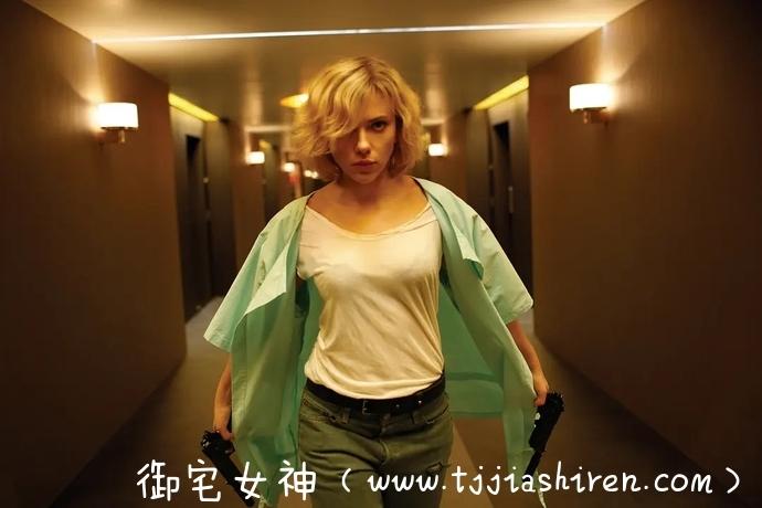美国经典科幻动作电影《超体 Lucy》由 斯嘉丽·约翰逊主演,大脑神经元百分百开发到极致进入神的领域!
