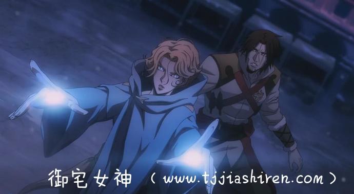 日本经典游戏改编剧集《恶魔城》造就权威的温床便是恐惧与无知!